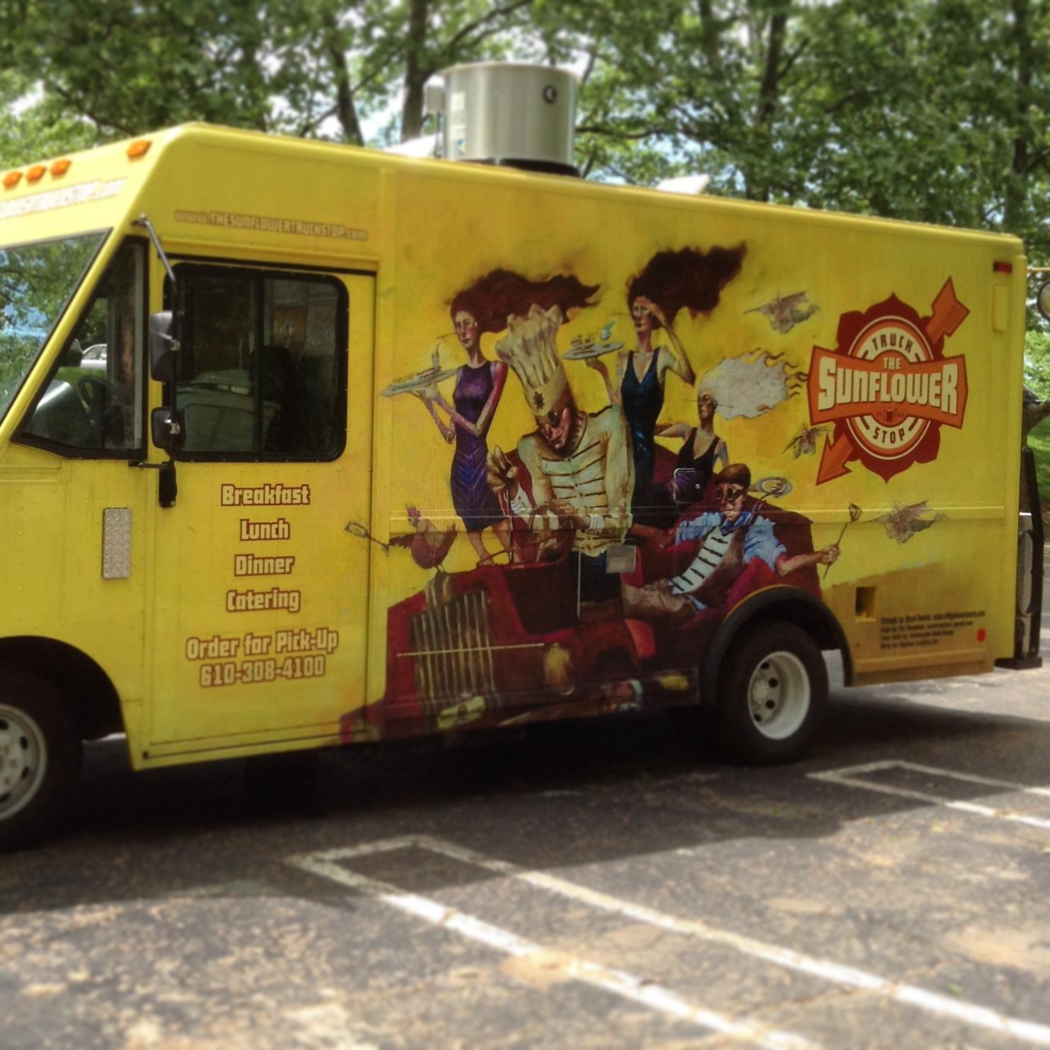 Shorty's Sunflower Cafe, Pottstown, PA